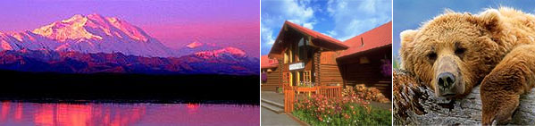 Alaska Land Vacation Packages and Tours