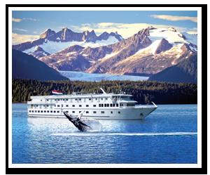 Alaska Small Ship Cruises Amp Small Ship Cruising Alaska On Alaskacruises Com
