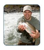 Trout in Alaska