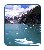 AlaskaCruises.com visits College Fjord, Alaska.