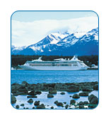 AlaskaCruises.com visits the Glaciers of Alaska.