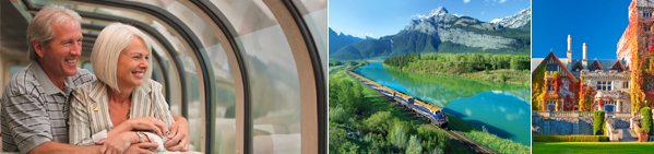 Canadian Rockies Cruisetours and Land Tours