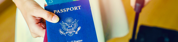 Obtaining a Passport or Visa