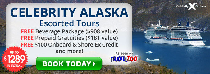 9 Day Alaska, Glacier Bay & Seattle from $669