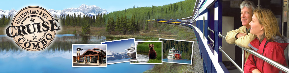 Alaska Cruisetours and Alaska Cruise and Land Packages